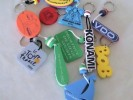 Obeski za ključe :: Primeri že narejenih obeskov za ključe