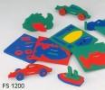 Promocijske sestavljanke in igrače :: Primeri že narejenih sestavljank in igrač
